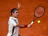 Federer, Nadal en Wawrinka bereiken kwartfinales op Roland Garros