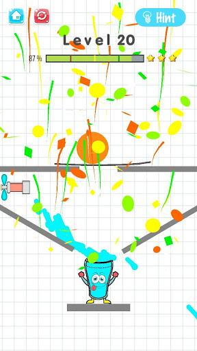Where's My water Happy Glass 2 0 2 0  Brain Games 4.0 screenshots 1