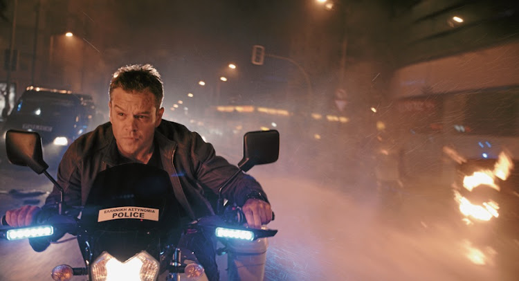 Matt Damon as Jason Bourne. Former CIA operative emerges again. Picture: UNIVERSAL STUDIOS