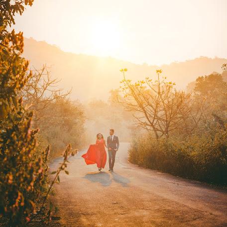 Wedding photographer Divyesh Panchal (thecreativeeye). Photo of 15.01.2018