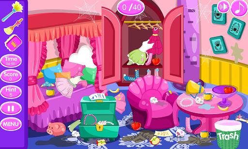 Princess room cleanup 7.0.1 screenshots 4