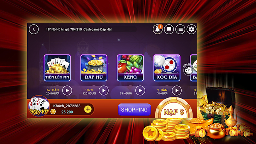 Tu1ee9 Quu00fd Vip - Game bai, danh bai online 1.0.6 1