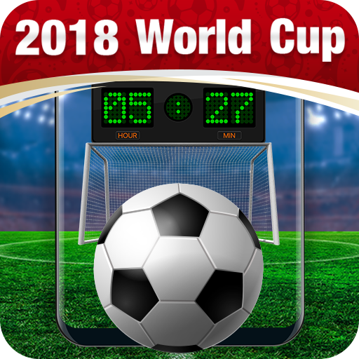 ⚽️ 2018 World Cup & Football  Lock Screen Android APK Download Free By Weather Widget Theme Dev Team