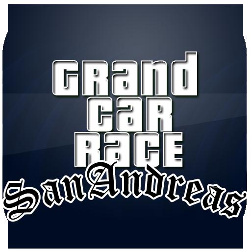 Grand car Race in San Andreas