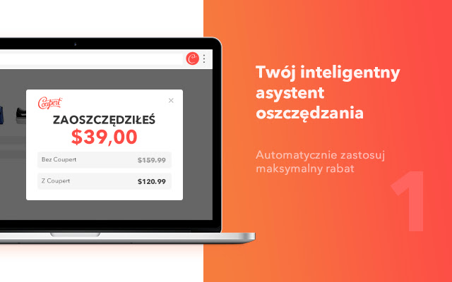 Coupert PL - Wyszukiwarka kuponów i cashback