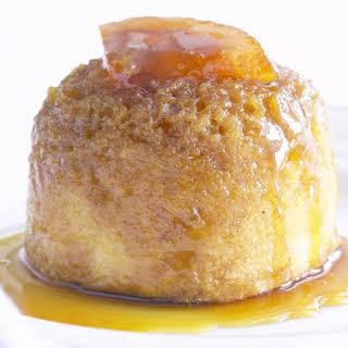 Steamed Orange Puddings.