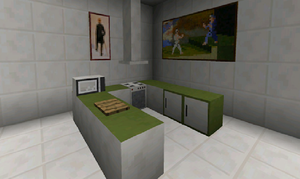 minecraft kitchen furniture furniture mod minecraft 0 14 0 apk 1 0 by ismart tech 14200
