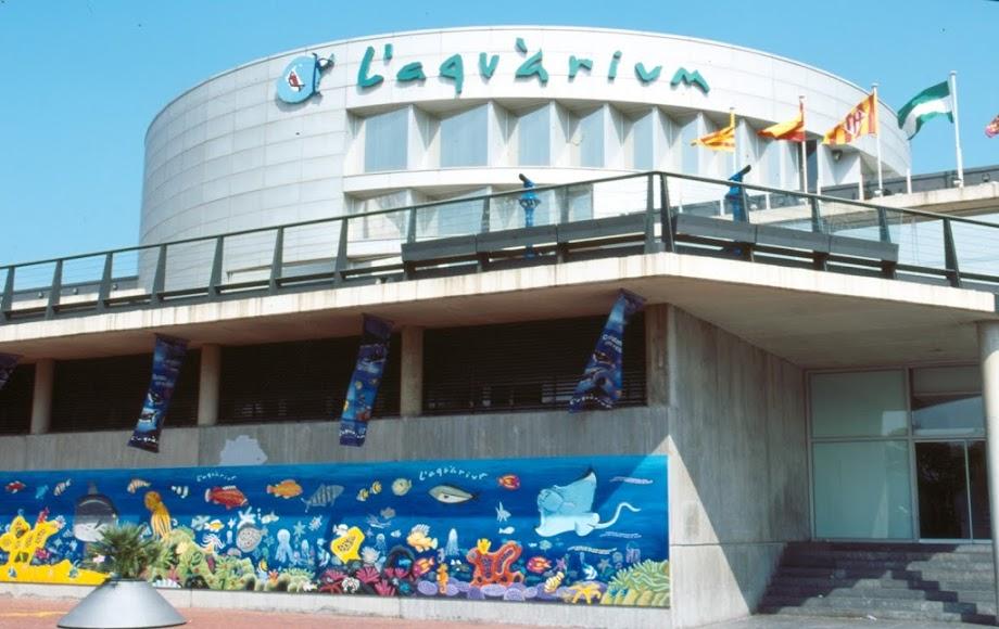 Foto L'Aquàrium de Barcelona 1