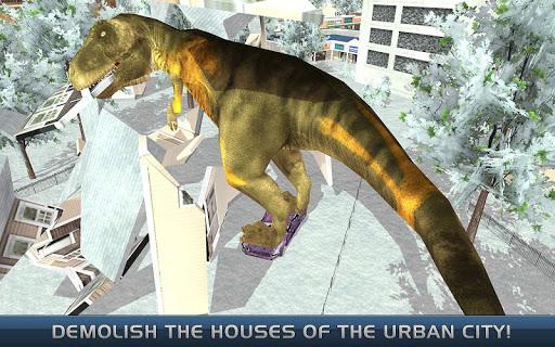 The Last Dinosaurs : Urban Destroyer 1.3 screenshots 2