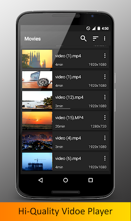 Video Player HD 1.0.4 screenshot 145170