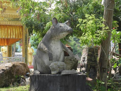 Wat Phrathat 5 Chedi