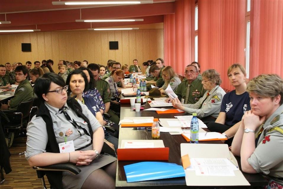 Konferencja n/t Prawa iPrzyrzeczeniA Harcerskiego