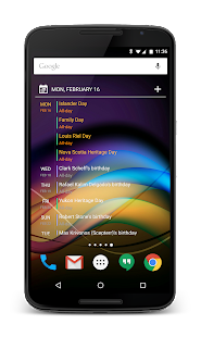 Chronus Information Widgets Pro 17.1.1 - 12 - images: Store4app.co: All Apps Download For Android