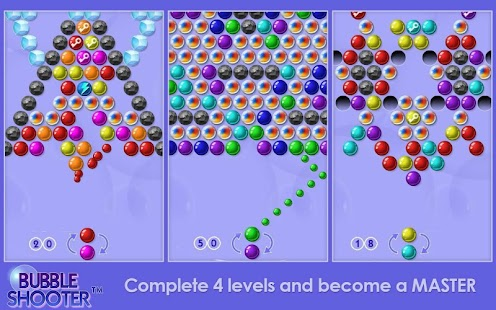 Bubble Shooter Classic Free- screenshot thumbnail