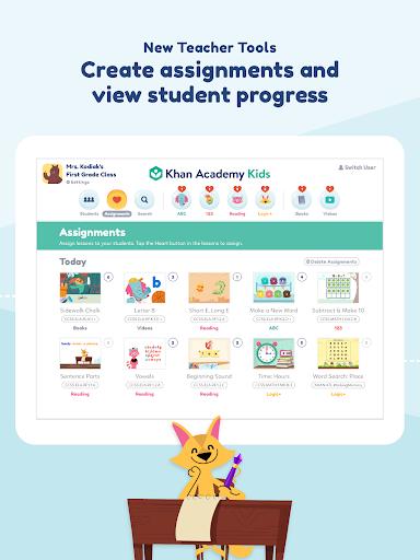 Khan Academy Kids: Free educational games & books 3.5.3 screenshots 16
