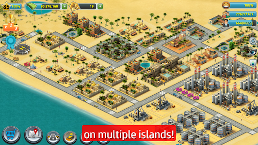 City Island 3 - Building Sim v1.6.5 Mod Money