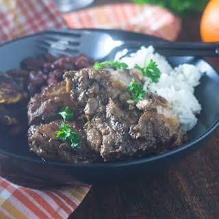 Jamaican Jerk Chicken Stew.