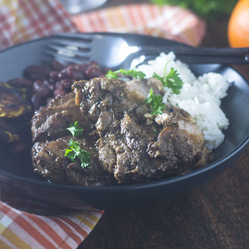 Jamaican Jerk Chicken Stew Recipe
