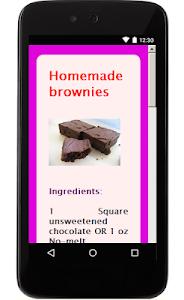 Chocolate Recipes screenshot 7