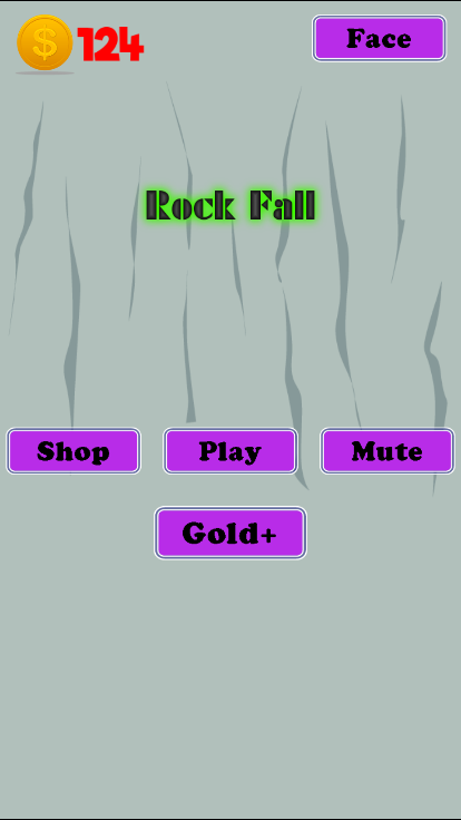 Rock Fall- screenshot