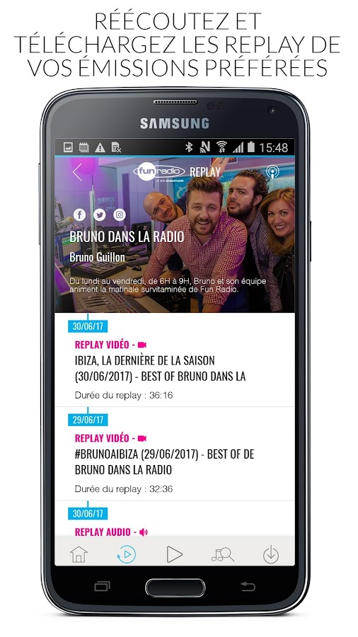Fun Radio - Le son Dancefloor - Android Apps on Google Play