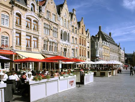Discover and taste Ypres