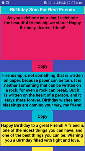 Sweet Birthday Messages For Best Friend Tagalog — TTCT