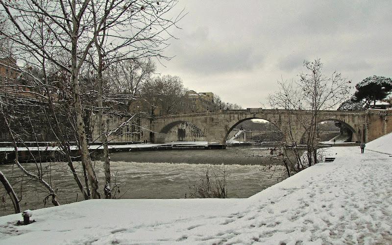 Lungo il fiume di romano