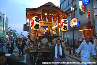 Photo: 【平成19年(2007) 宵宮】 石橋の山車。