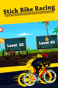Stick Bike Racing screenshot 2