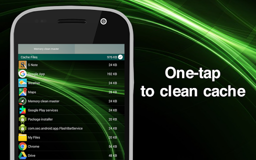 how to use clean master app for android