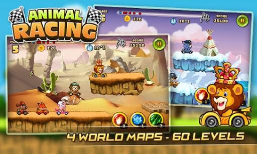 Animal Racing 2015