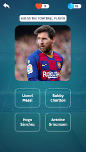 Football Quiz – Guess players, clubs, leagues 1