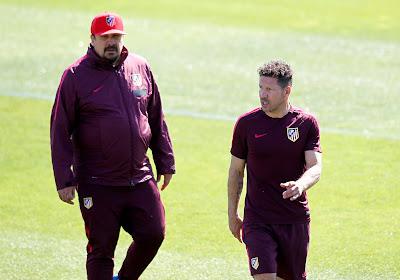 L'ancien adjoint de Simeone, German Burgos nommé T1 d'un club argentin