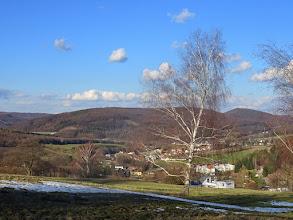 Photo: Blick auf Wolfsgraben
