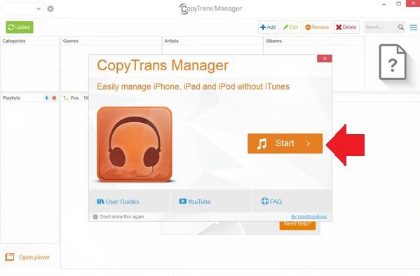 Hướng dẫn sao chép nhạc từ máy tính qua iPhone không cần iTunes