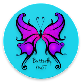 Butterfly KWGT Android APK Download Free By Will K.