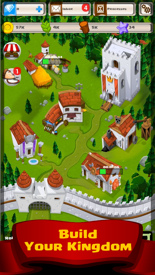 War Kingdoms Strategy Game- screenshot