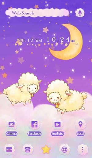 Fluffy Sheep beautiful Theme 1.0.0 Windows u7528 5