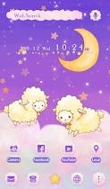 Fluffy Sheep beautiful Theme - screenshot thumbnail 05