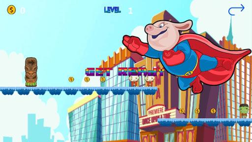 Super Hipo Pig - Adventure Pepa Hero