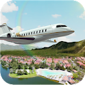 Airport Flight Simulator: Free Flying Game 2020 icon
