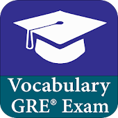 Vocabulary  - GRE ® Flashcards Test Prep