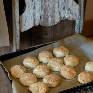 Hot Southern Buttermilk Biscuits
