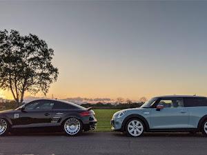 MINI  F56 2019年1月納車   限定車アイスブルーエディションのカスタム事例画像 みぃ〜みぃさんの2020年11月17日13:02の投稿
