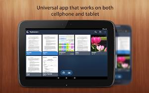 4 Tiny Scanner - PDF Scanner App App screenshot
