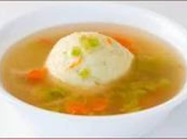 Jewish Penicillin (chicken Soup)