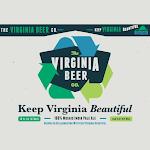 Virginia Beer Co. Keep Virginia Beautiful