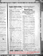 Photo: McDIARMID Listings / 1876 - 7 Grand Rapids [Michigan] city and Kent county directory  / Murphy & Co. / FHL microfilm 1,376,885