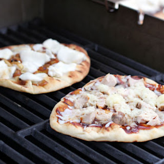 Naan Pizzas Recipe